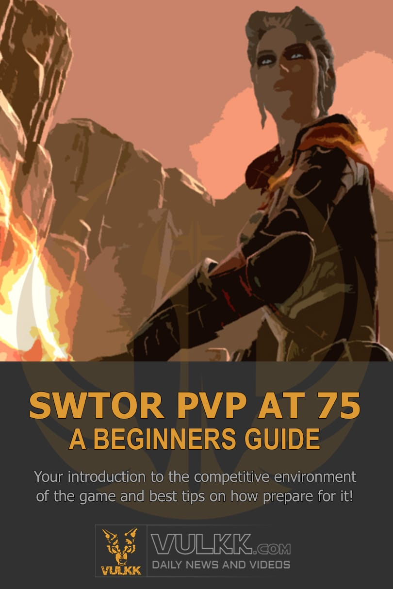 SWTOR PvP at level 75 - A Beginners Guide