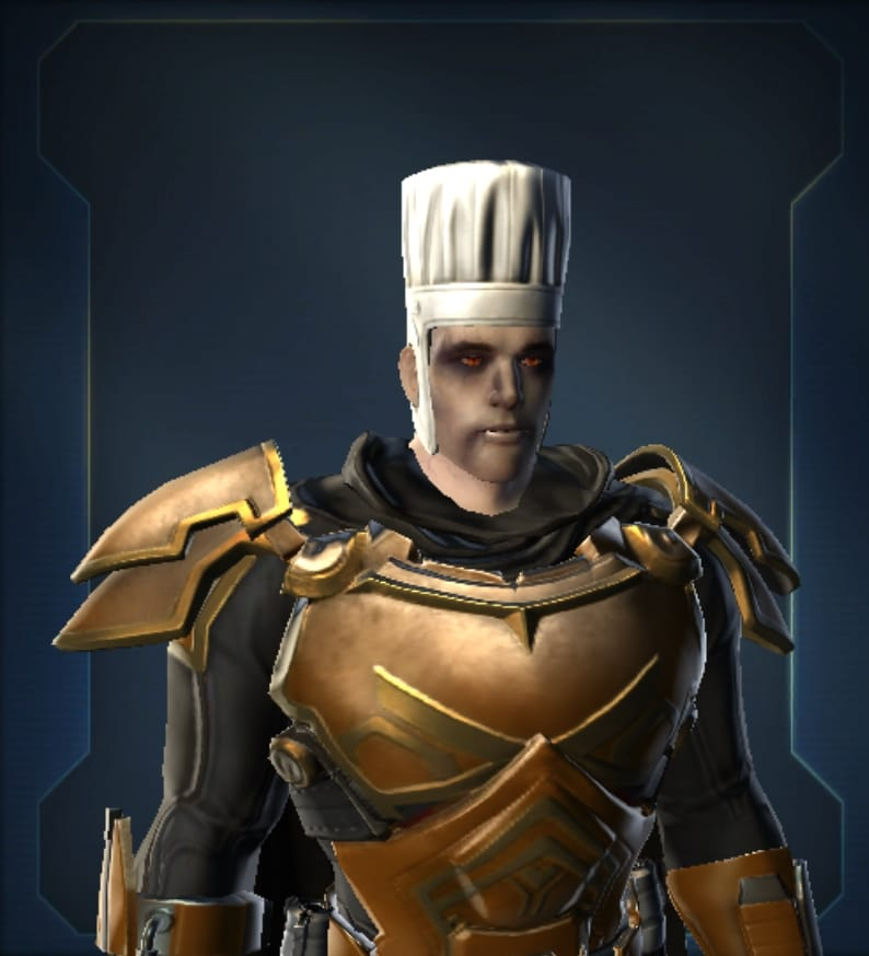 Feast Preparation Hat (Armor piece)