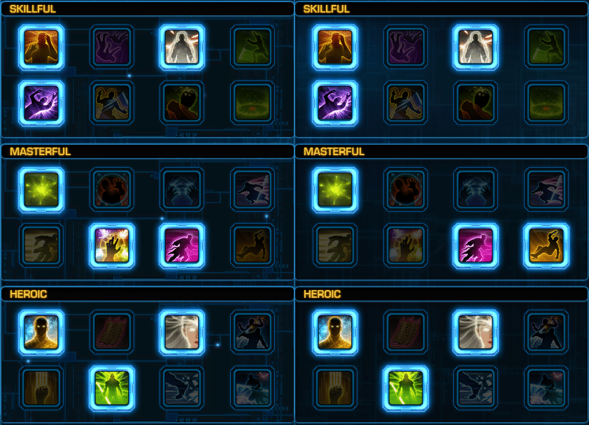 The following builds will have recommended Gear Sets, Utility setups, and complimentary Tacticals. I would recommend General PvP, Jedi Temple Guard, and Jedi Brute the most but I'm including two additional experimental niche builds. When it comes to Unranked Warzones, don't be afraid to break the meta to experiment and have fun!