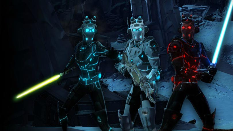 SWTOR Relics of the Gree Conquest Event