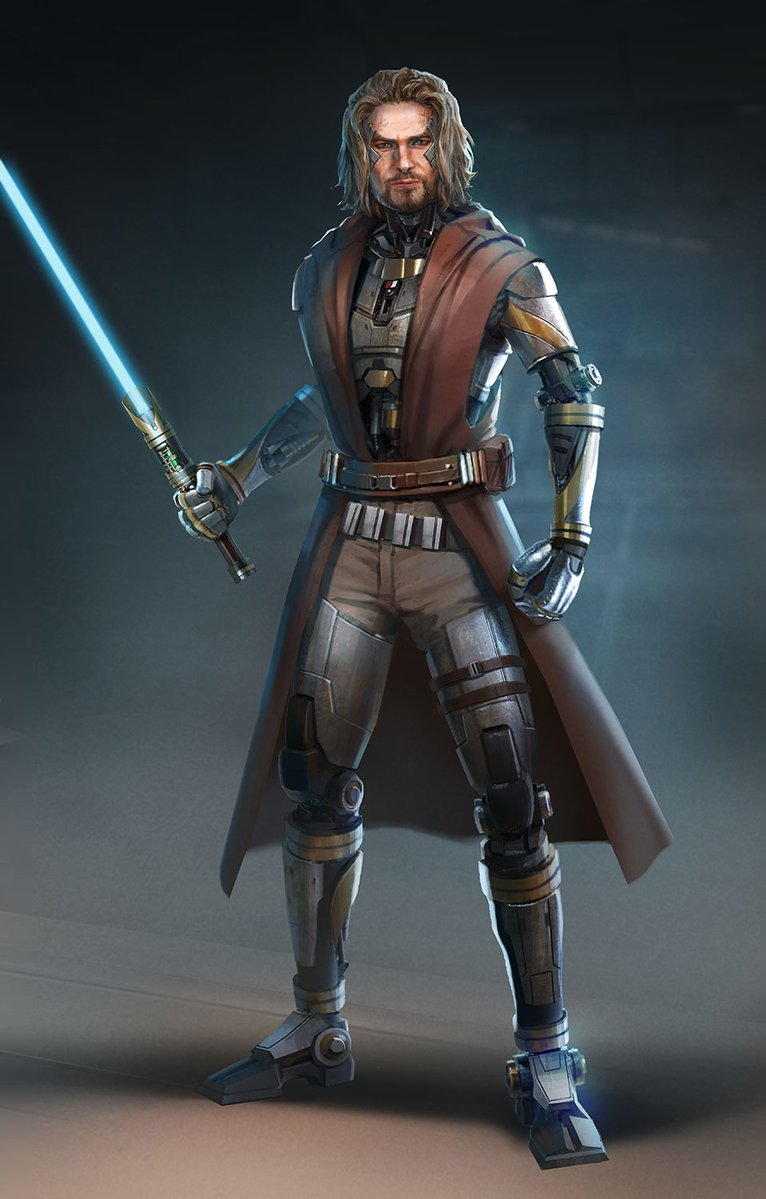 SWTOR Onslaught Arn - new character