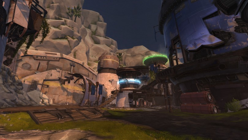SWTOR Rishi Stronghold - The Hideout (8)