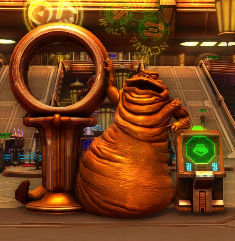 Emperor's Grace Slot Machine for SWTOR Nightlife 2020