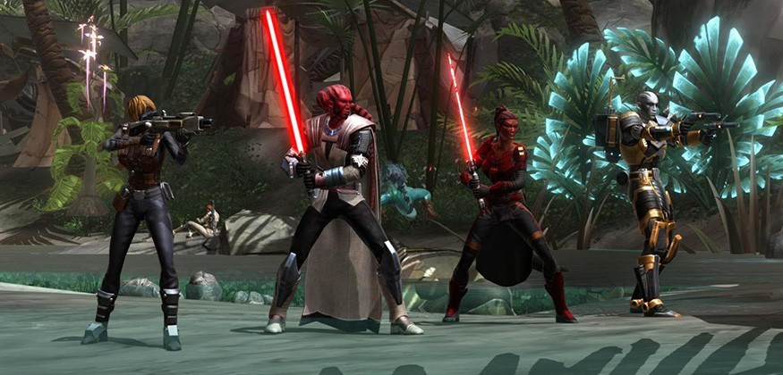 SWTOR introduces 100 new Galactic Command levels with Patch 5.2