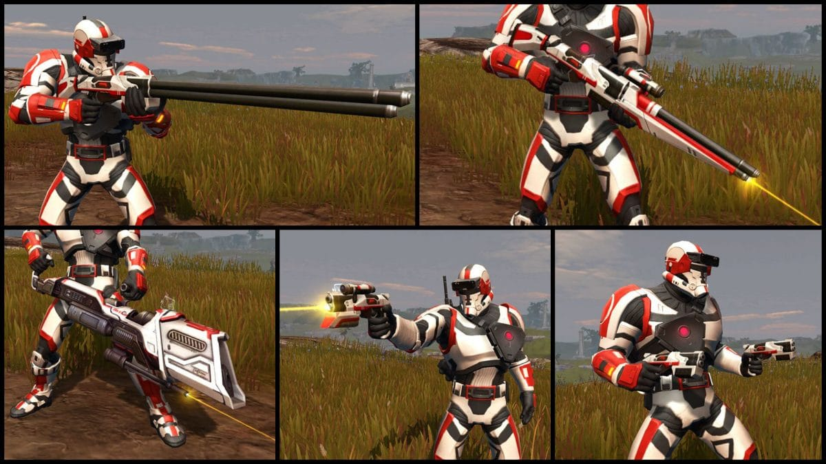 SWTOR 7.0 LEgacy of the Sith - Combat Styles feature preview