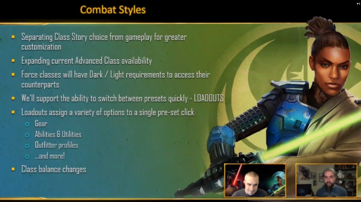 How SWTOR Combat Styles will work for you